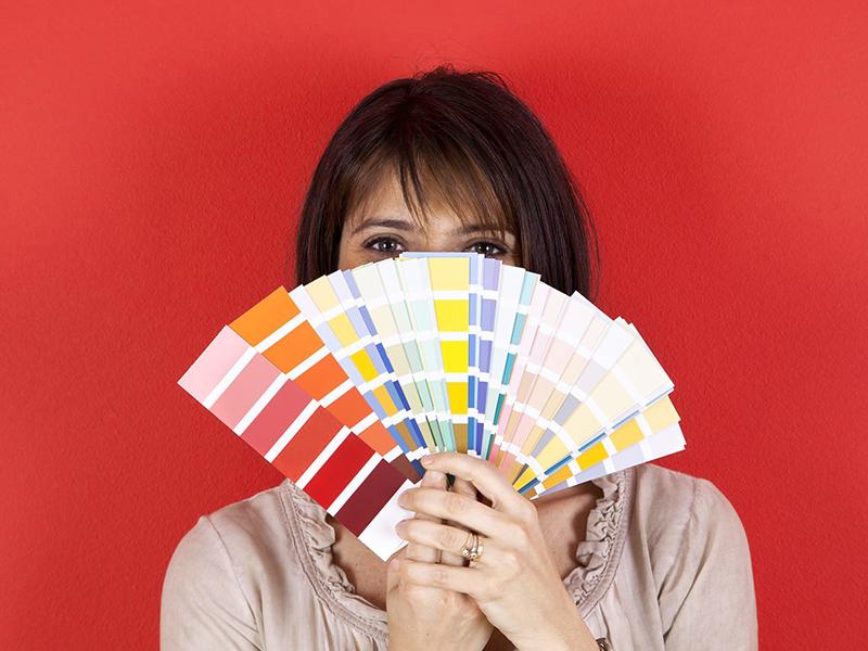 Qual é a melhor cor para cada ambiente da casa?